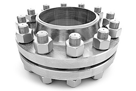 Flange with Studs & Nuts